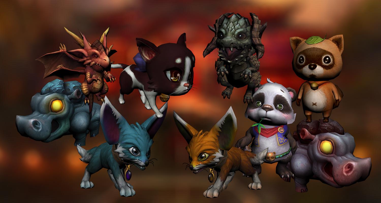 New pets